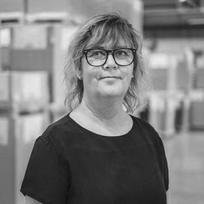 Lessebo paper Agneta Fjellen