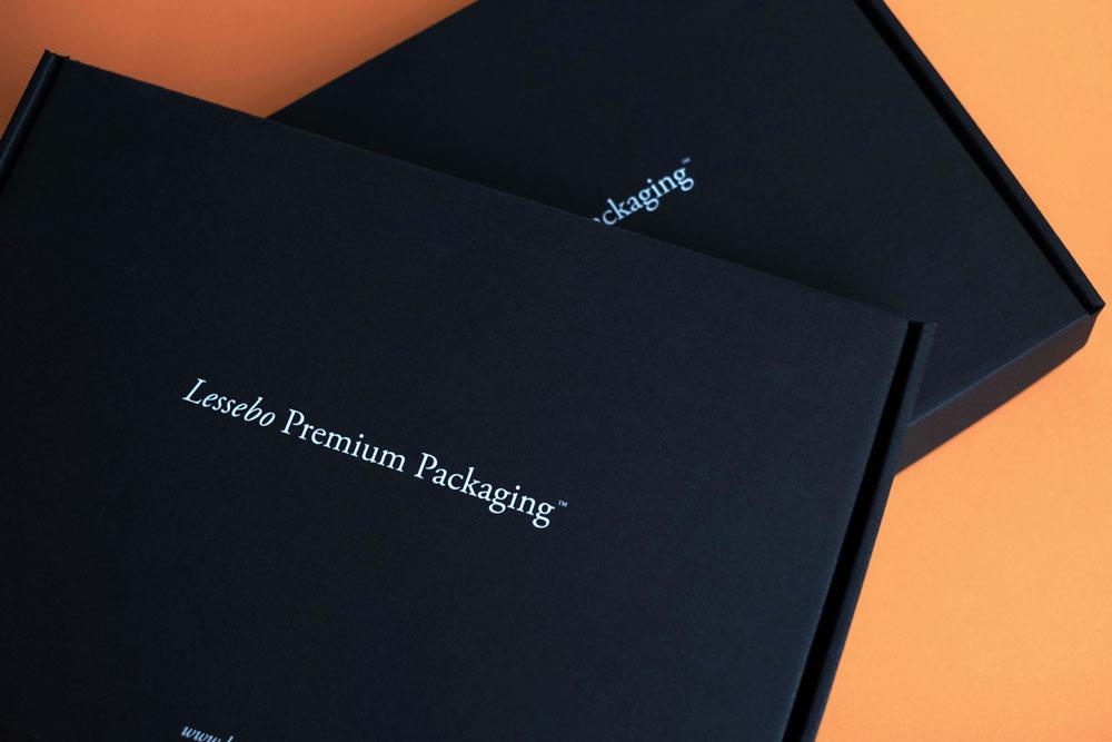 Lessebo premium packaging box