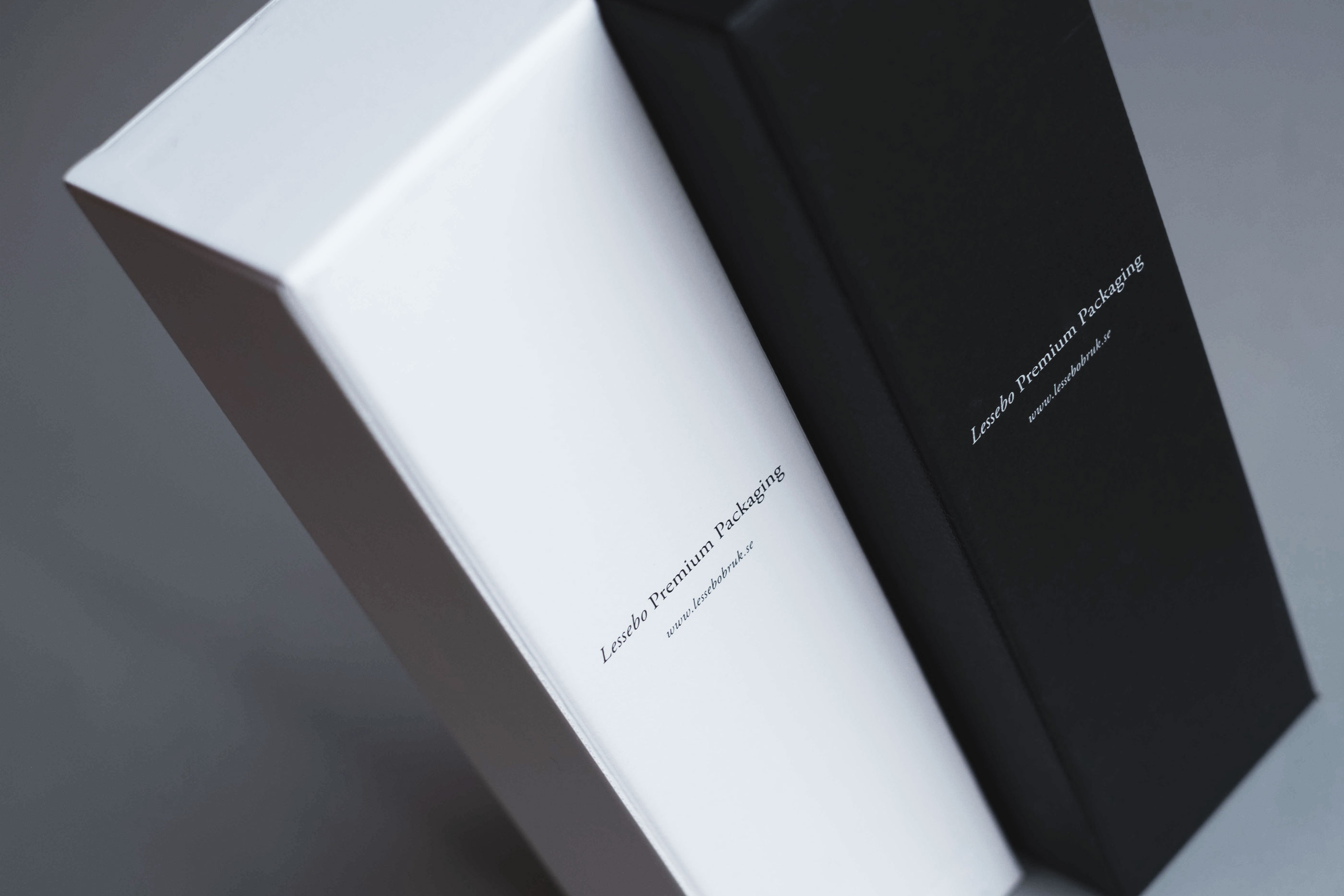 Lessebo premium packaging